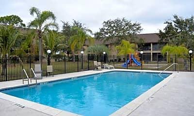 Pool, 120 Summer Pl 1, 2