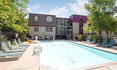 Pool, Indian Creek, 0
