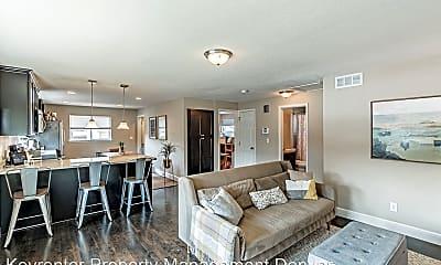Living Room, 5831 E 33rd Ave, 0