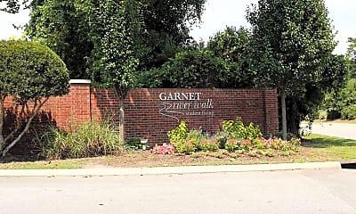 Community Signage, Garnet River Walk, 2