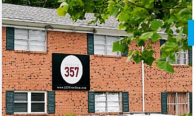 Community Signage, 357 Freedom St SW, 1