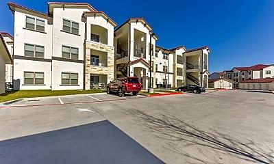 Building, Palo Alto Apartments, 1