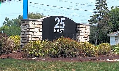 25 East, 1
