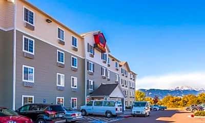 WoodSprings Suites Colorado Springs, 0