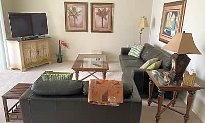 Living Room, 10381 Butterfly Palm Dr 945, 1