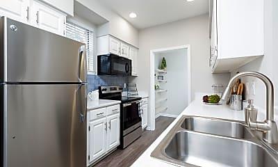 Kitchen, Parc at 980, 0