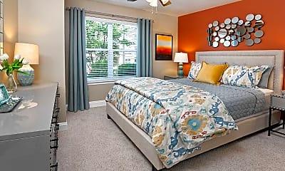 Bedroom, Smith's Landing, 1