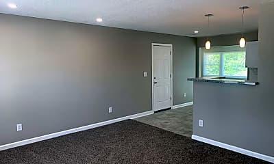 Living Room, 8623 Corrington Ave, 1