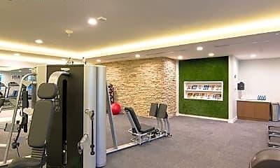 Fitness Weight Room, 20380 Stevens Creek Blvd, 1