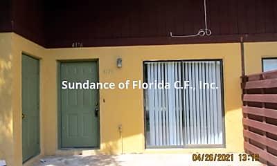 Community Signage, 4176 Corsair Ave, 1