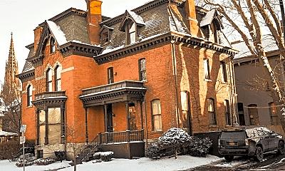 Building, 414 Franklin Street, Unit 3, 0
