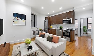 Living Room, 2067 Adam Clayton Powell Jr Blvd 5-B, 0