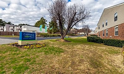 Carriage Hills Apartments, 1