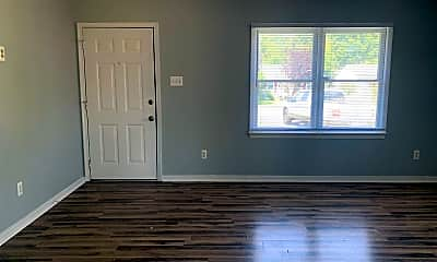 Living Room, 5121 Randall Ave, 1