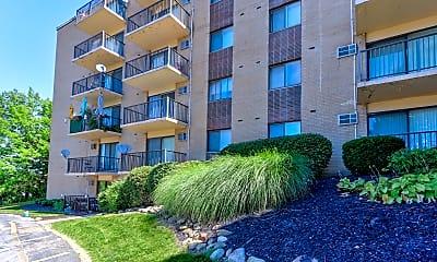Building, Bluestone Apartments, 1