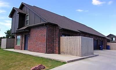 Building, 20600 E Reno Ave, 2