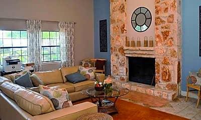 Living Room, Apple Creek, 1