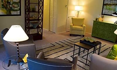 Living Room, South Port, 1
