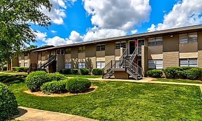 Building, Brookfield Apartments, 1