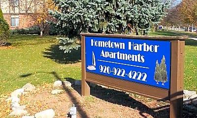 Hometown Harbor Apartments, 1