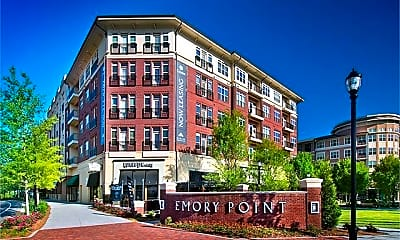 855 Emory Point Dr. Unit #1, 0