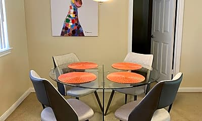 Dining Room, 8250 E Arabian Trail 222, 1