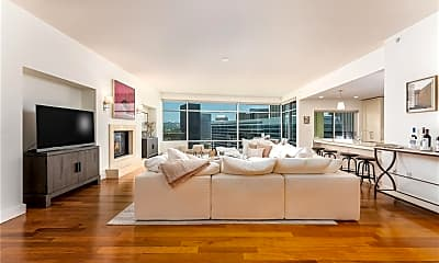 Living Room, 1 W Century Dr 15D, 1