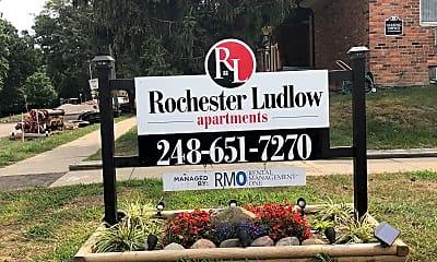 Ludlow Apartments, 1