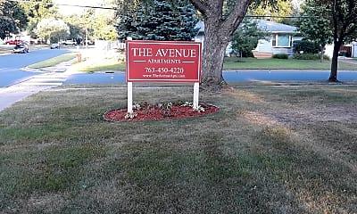 The Avenue Apartments, 1