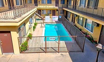 Pool, 6701 Fountain Ave., 1