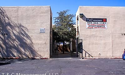 Community Signage, 129 Manzano St NE, 0