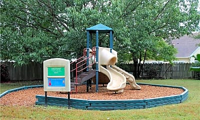 Playground, 1933 Eastover Ct, 1