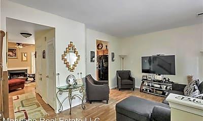 Living Room, 9106 Silverbush Dr, 1