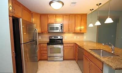 Kitchen, 888 N Quincy St 611, 1