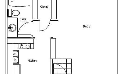 Mira Loma Apartments, 2