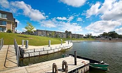 Lake, Kingston Cove Apartments, 0