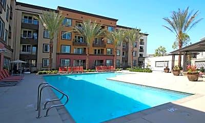 Pool, Anton Legacy Apartments, 1