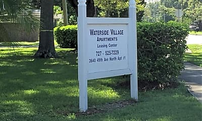 Waterside Village Apartments, 1