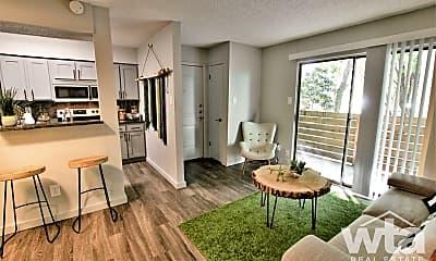 Living Room, 2310 Wickersham Ln, 1