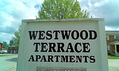 Community Signage, 434 Harrodswood Rd 12, 1