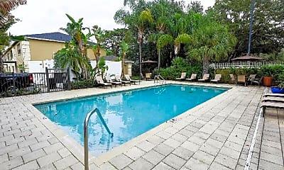 Pool, 3801 W Tyson Ave, 2