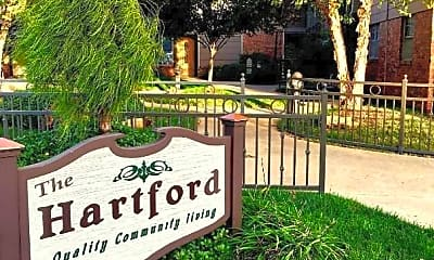 Landscaping, Hartford Apartments, 0