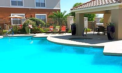 Pool, Sedona Peaks Apartments, 0