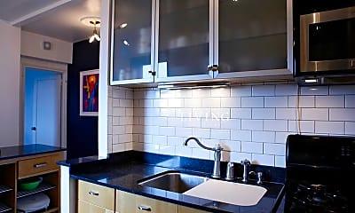 Kitchen, 360 Ocean Pkwy, 1