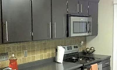 Kitchen, 6307 Forest Village, 1