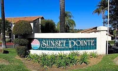 Community Signage, Sunset Pointe, 2