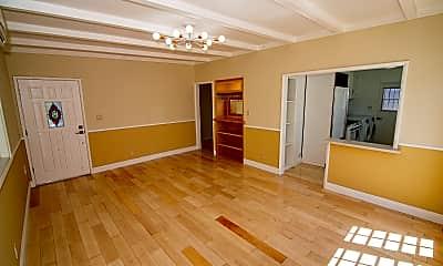 Living Room, 156 W Linden Ct Unit B, 1