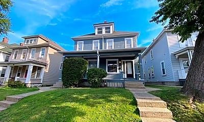 Building, 50 W Maynard Ave, 1