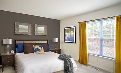 Bedroom, The Point at Pine Ridge, 1