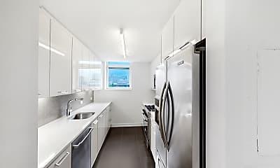 Kitchen, 250 West 93rd Street #18C, 0